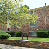 Colorado Ridge apartments are situated in tree-lined ...